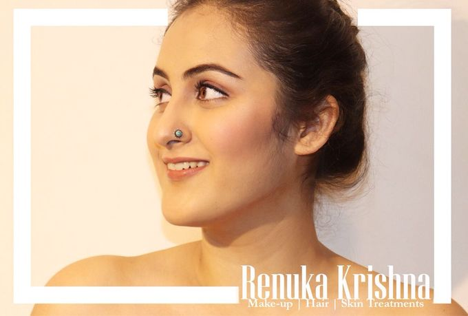 Makeup by Renuka Krishna - 026
