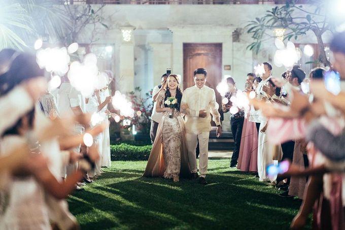 Julian & Michelle by Astagina Resort Villa & Spa Bali - 035