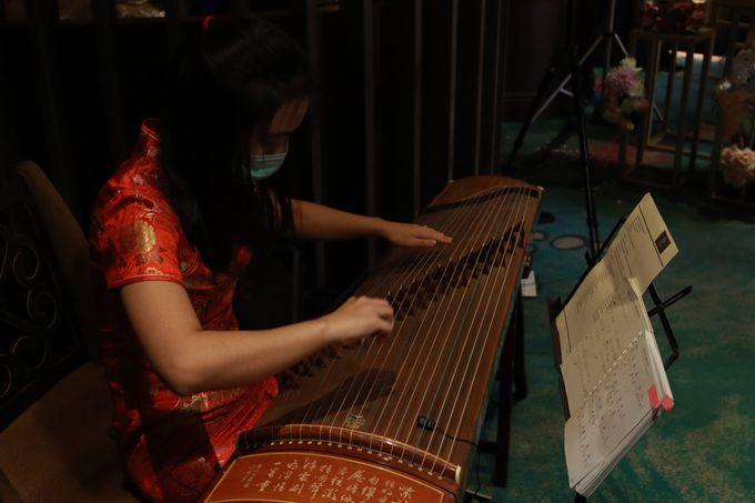 Chinese Instrumental Sangjit Taste Paradise Hyatt Jakarta - Double V by Double V Entertainment - 002