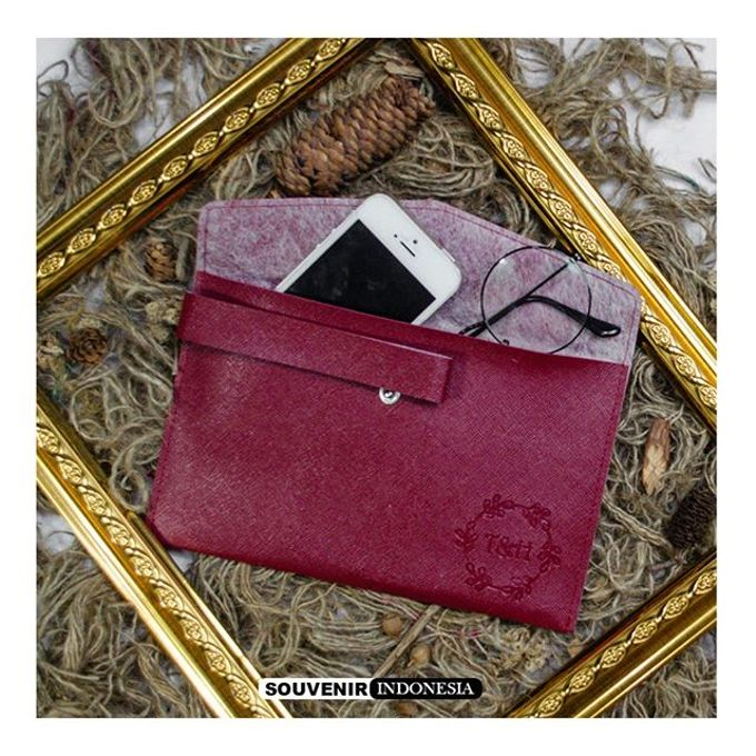 Souvenir Pouch Vintage Type V1 by Gemilang Craft - 001