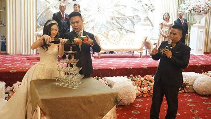 The Wedding Of Andrew & Yunita by Grand Serpong Kitchen - 002