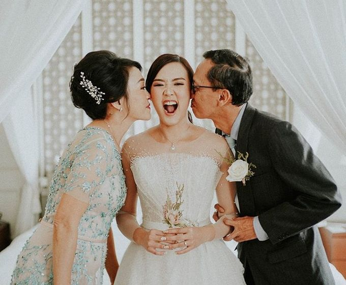 The Wedding of Evelyn & Raymond by Bali Eve Wedding & Event Planner - 012