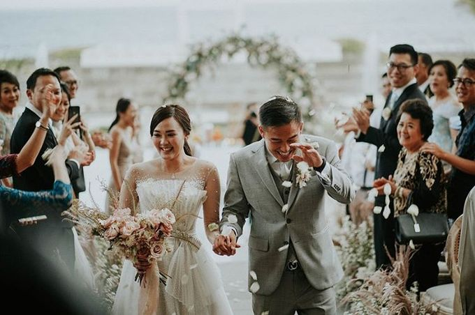 The Wedding of Evelyn & Raymond by Bali Eve Wedding & Event Planner - 031