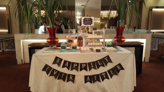 Hedric and Serene by The Lair Weddings Candy Bar - 003