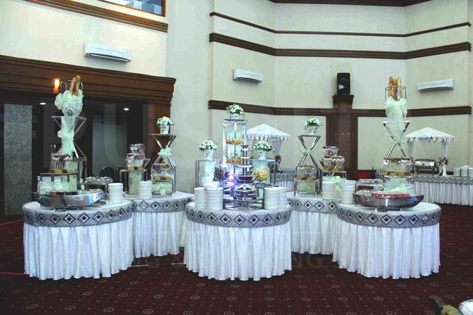 PUSPITA SAWARGI - Blue is the warmest colour. by PUSPITA SAWARGI (wedding and catering service) - 004