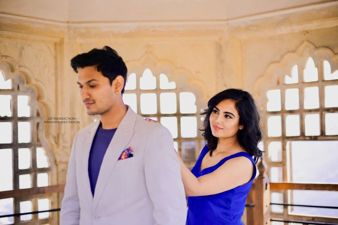 Pre Wedding Shoot by GP PRODUCTION - 013
