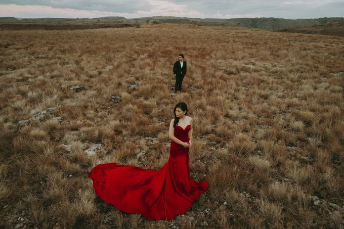 Anton & Cynthia Elopement Session by Chroma Pictures - 042