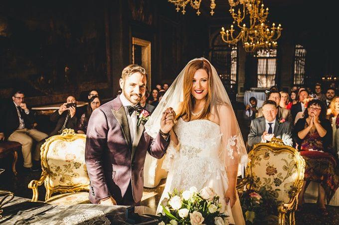 Luxury wedding in Venice by CB Photographer Venice - 019
