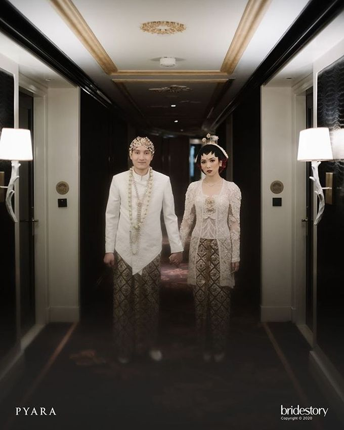ISYANA & RAYHAN WEDDING by Seserahan Indonesia - 001