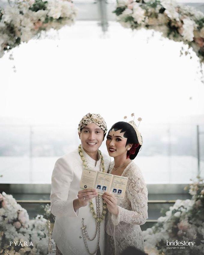 ISYANA & RAYHAN WEDDING by Seserahan Indonesia - 005