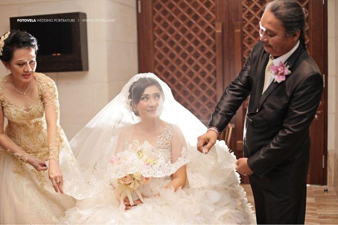 Fendy & Jeany Wedding by fotovela wedding portraiture - 045