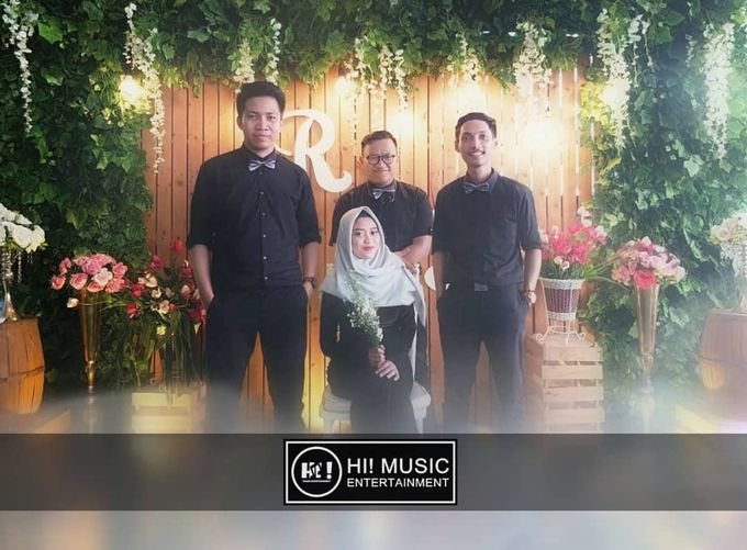Wedding Reception Events (The Band) by Hi! Music Entertainment - 017