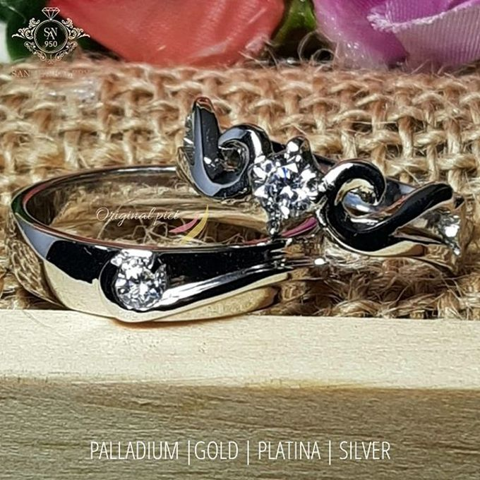 cincin kawin by sanjewellery - 013