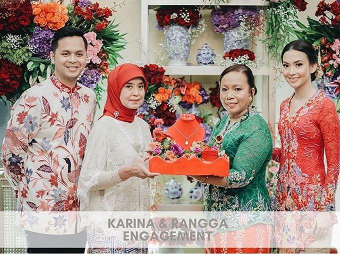 KARINA & RANGGA ENGAGEMENT by Seserahan Indonesia - 011