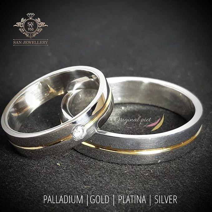 cincin kawin by sanjewellery - 020