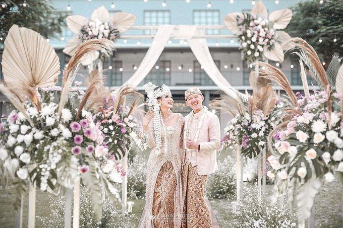 THE WEDDING OF SORAYA & ARIEF by Kejora Gift & Souvenir - 001