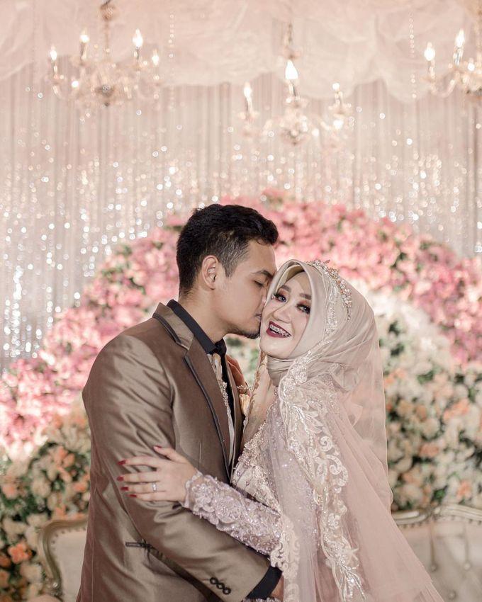 The Real Wedding of Yana & Enjang by Kejora Gift & Souvenir - 006