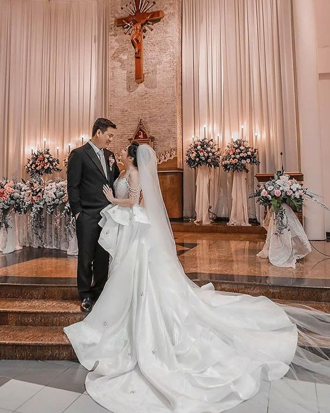 Dedy & Lia Wedding by METTA FEBRIYAN bridal & couture - 006