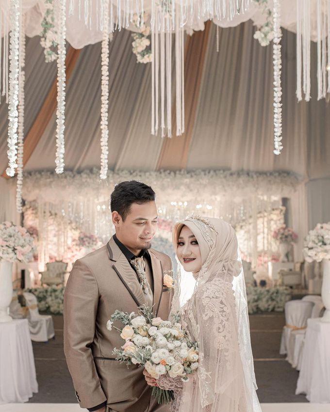 The Real Wedding of Yana & Enjang by Kejora Gift & Souvenir - 003