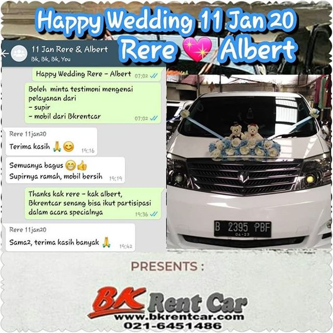 Wedding 2020 by BKRENTCAR - 003