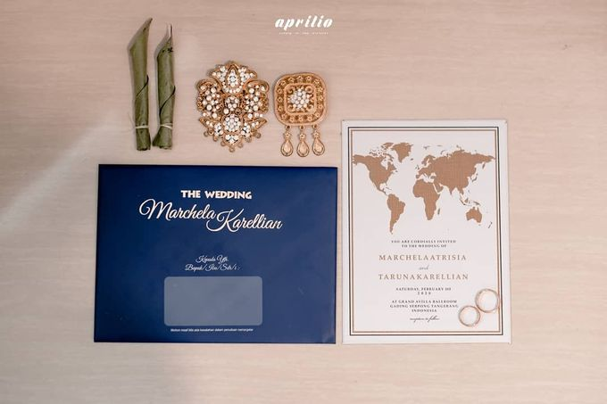 Marshela & karel by Wedding Apps - 010