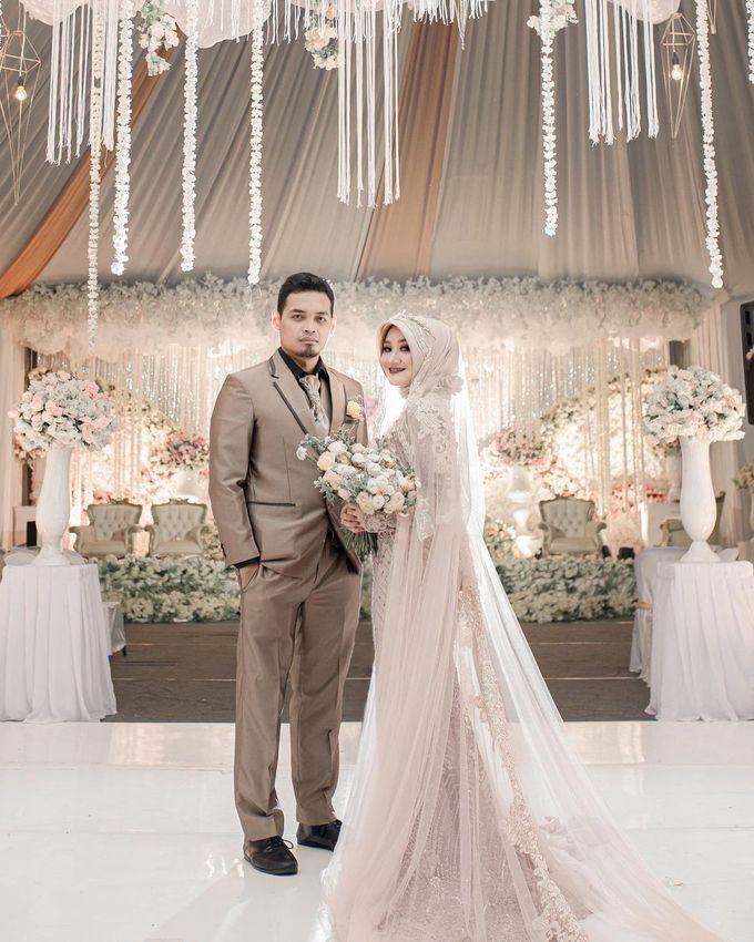 The Real Wedding of Yana & Enjang by Kejora Gift & Souvenir - 002