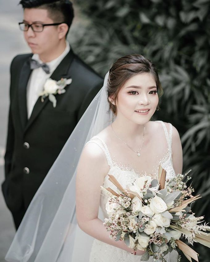 Prawira & Feli Wedding by unravel photograph - 005