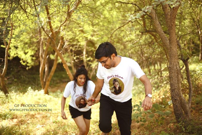 Pre Wedding Shoot by GP PRODUCTION - 014