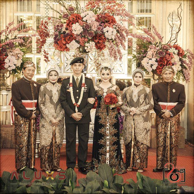 Adat Jawa & Prosesi Pedang Pora by Alux's Event & Wedding Creator - 017