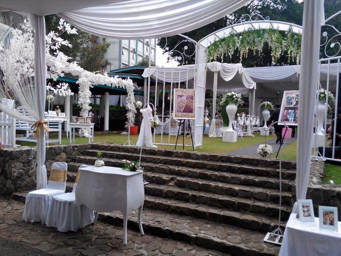 kartika Pohan & Benni Pernando by Link Wedding Planner - 006