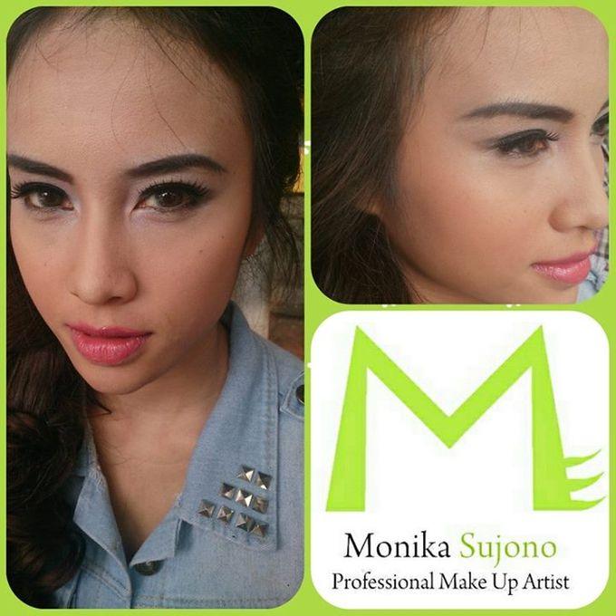 Before After Make up by Monika Sujono Make Up Artist - 030