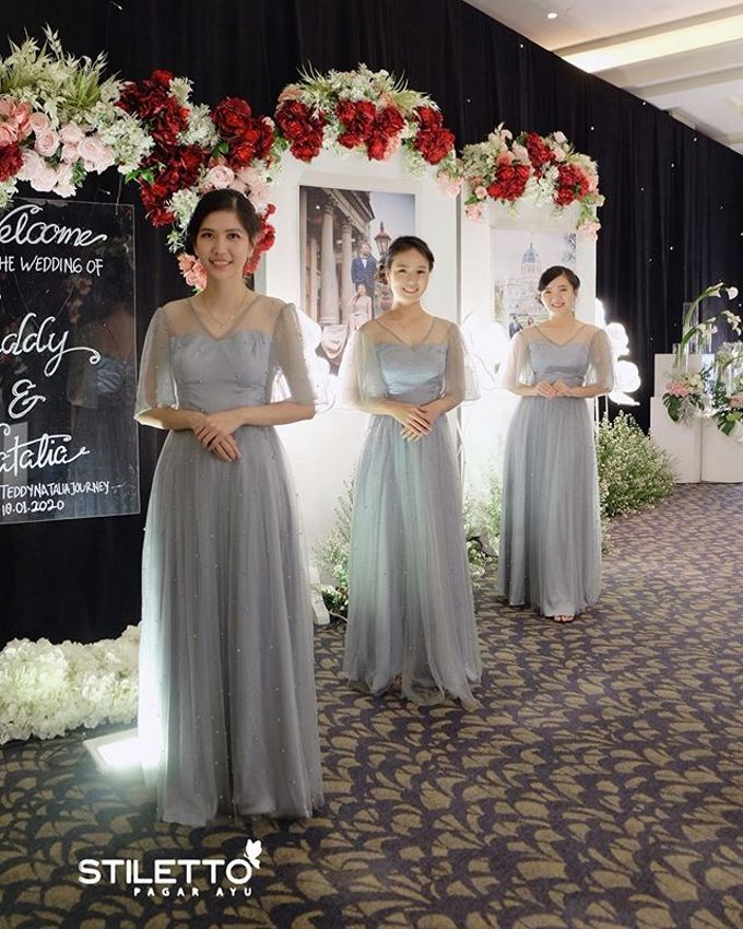 Wedding 2020 by STILETTO PAGAR AYU - 033