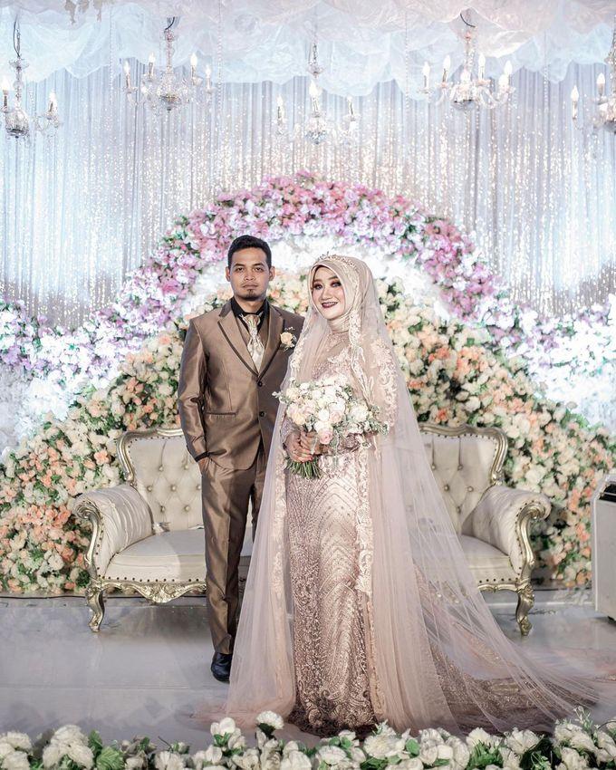 The Real Wedding of Yana & Enjang by Kejora Gift & Souvenir - 001