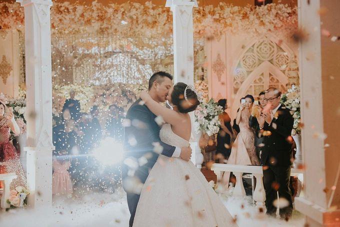 Teddy & Jessica The Wedding by PRIDE Organizer - 011