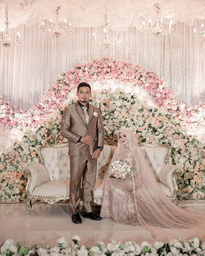 The Real Wedding of Yana & Enjang by Kejora Gift & Souvenir - 004