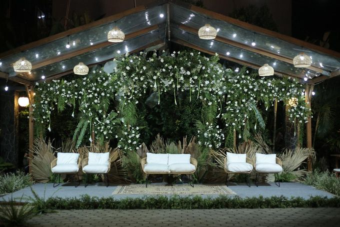 The Wedding Of Achie & Kevin by Uncle D Dekor - 005