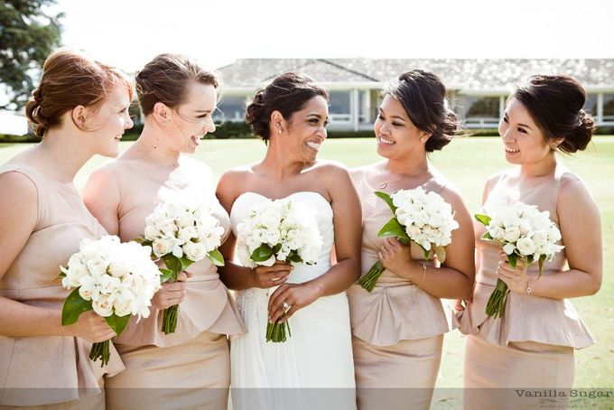 Bridal party makeup by Elly Liana Makeup Artist - 013