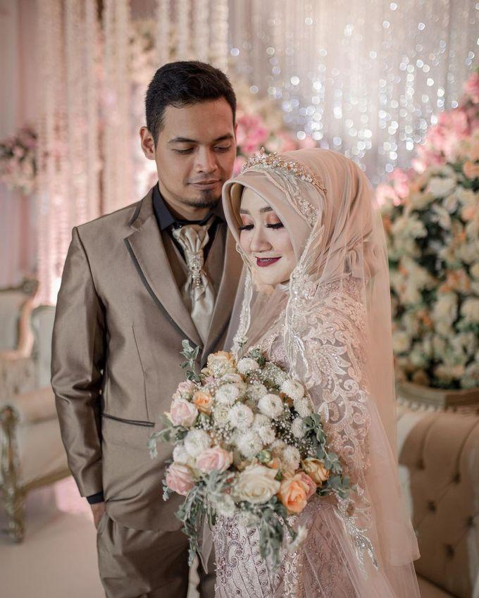 The Real Wedding of Yana & Enjang by Kejora Gift & Souvenir - 005