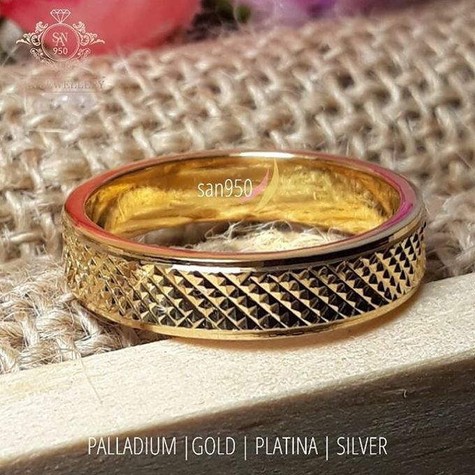 cincin kawin by sanjewellery - 001