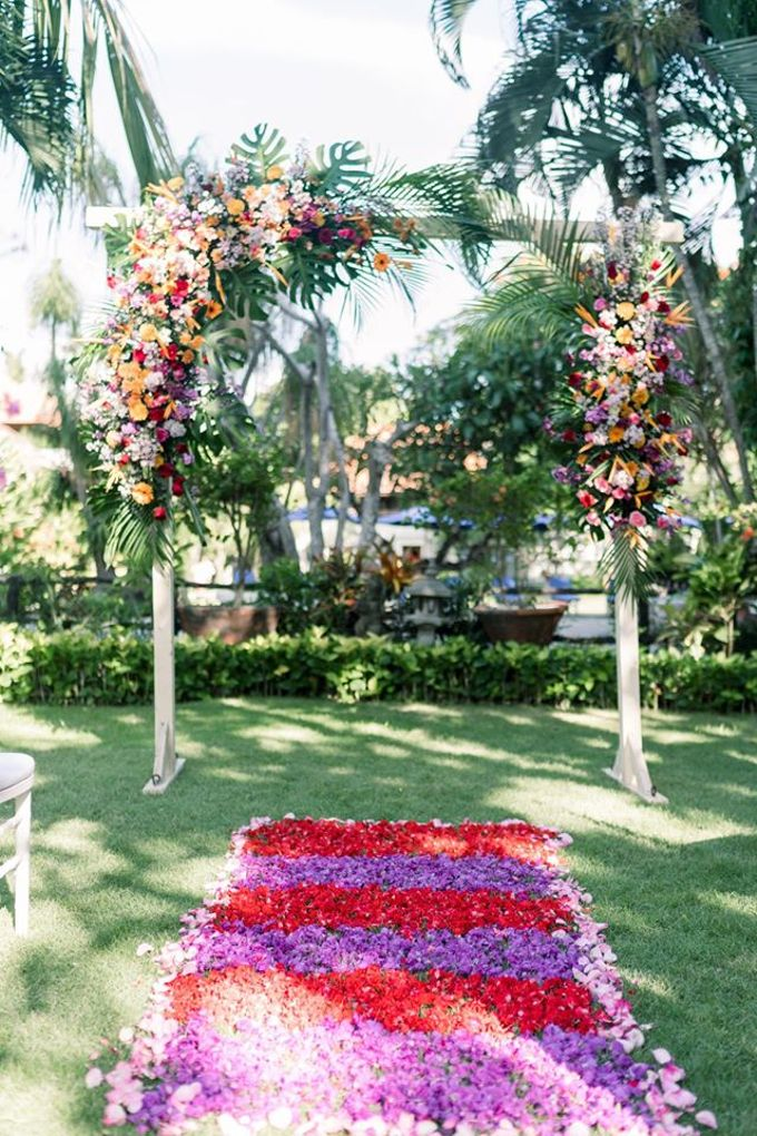 Ryan & Jorgie by Astagina Resort Villa & Spa Bali - 007
