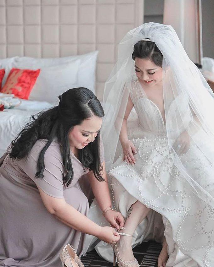 Dedy & Lia Wedding by METTA FEBRIYAN bridal & couture - 002