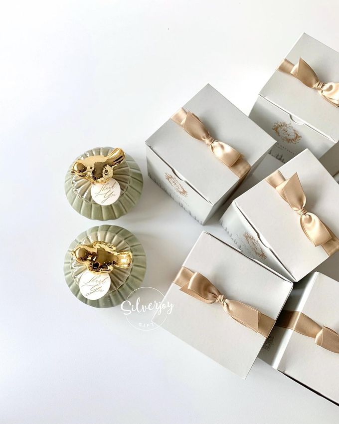 The Engagement & Wedding of Wilson & Natania by Silverjoy Gift - 001