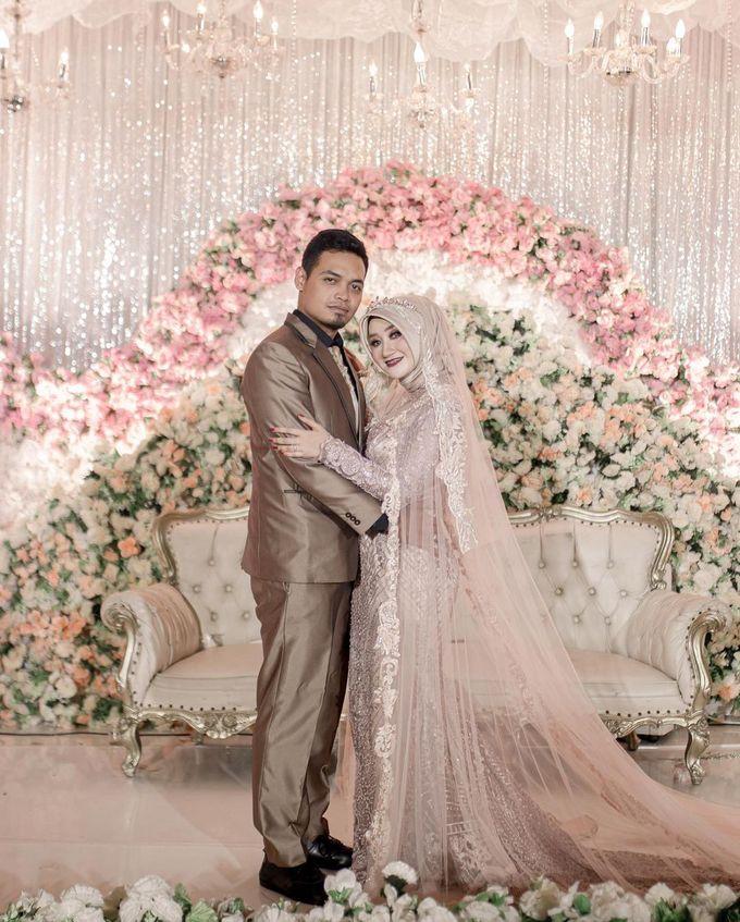 The Real Wedding of Yana & Enjang by Kejora Gift & Souvenir - 007
