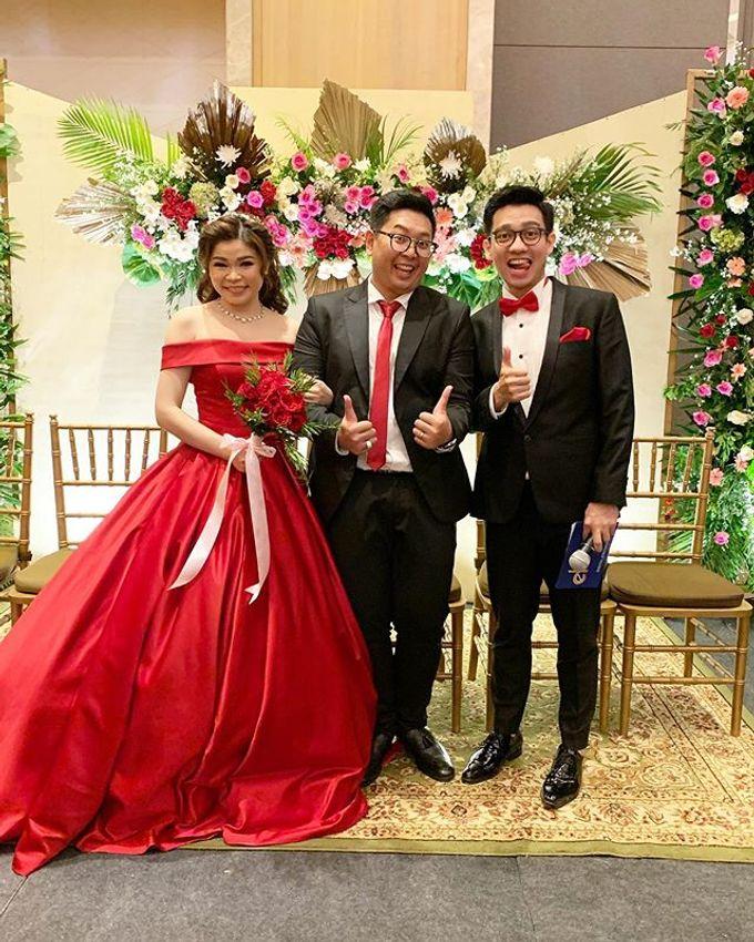 Intimate Wedding - Handoko & Christine by Hengky Wijaya - 001