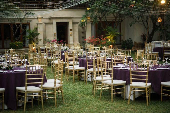 Abraham & Patty by Astagina Resort Villa & Spa Bali - 001