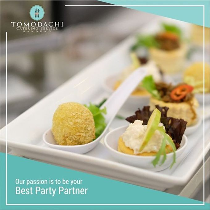 tomodachi catering by TOMODACHI CATERING & PASTRY - 001