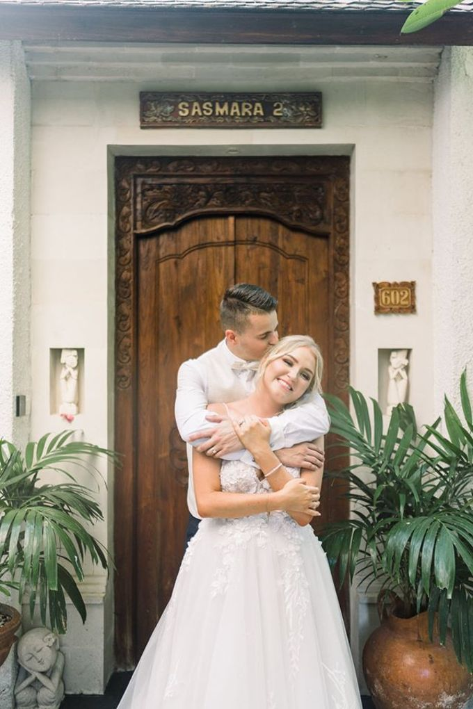 Ryan & Jorgie by Astagina Resort Villa & Spa Bali - 032