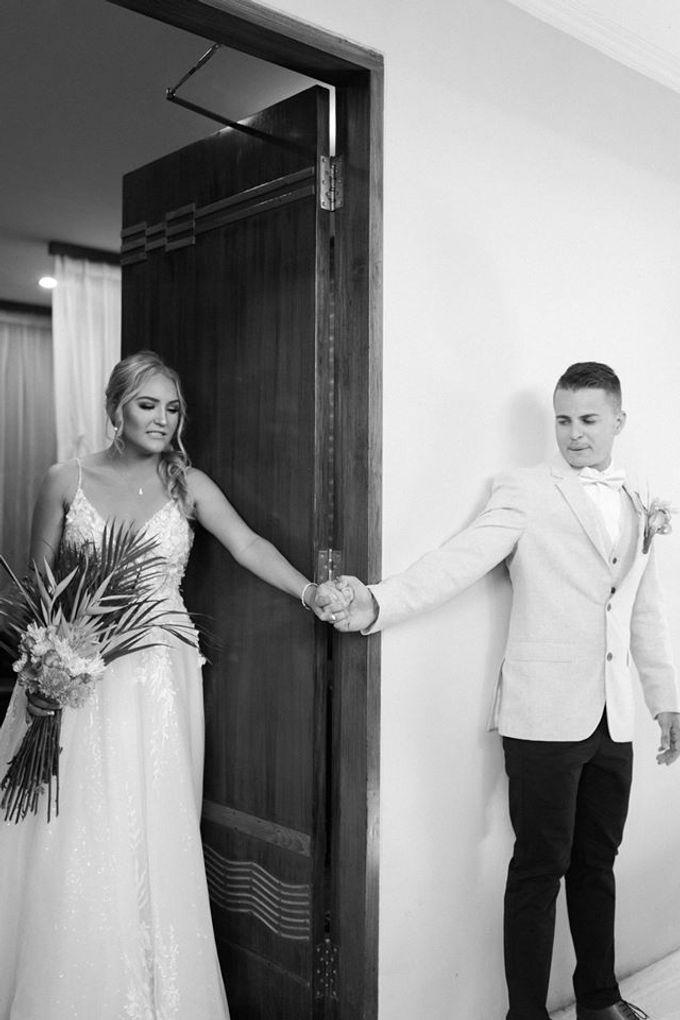 Ryan & Jorgie by Astagina Resort Villa & Spa Bali - 006
