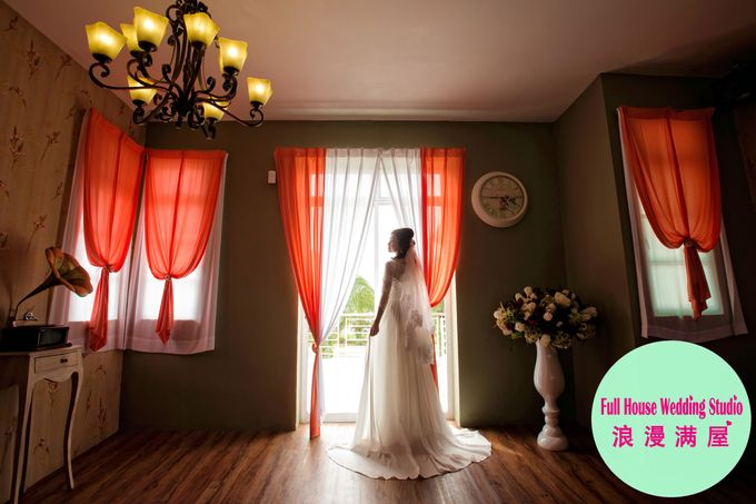 Pre-Wedding  Vincent & Samantha by Full House Wedding Studio - 024
