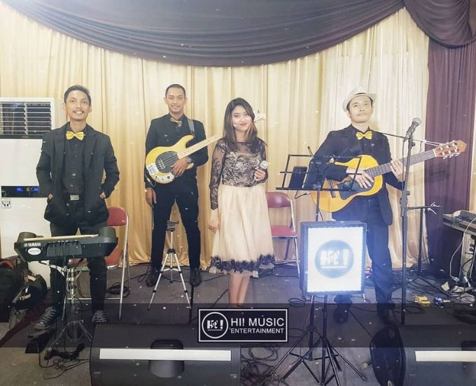 Wedding Reception Events (The Band) by Hi! Music Entertainment - 001
